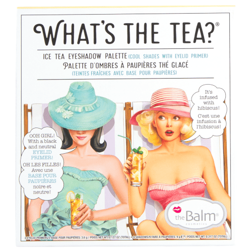 thebalm What's the Tea? Ice Tea by theBalm