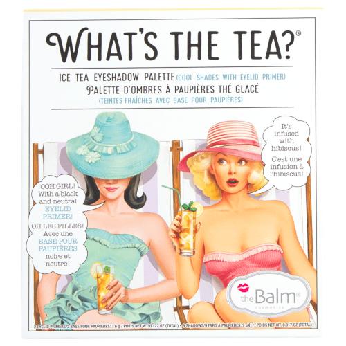 thebalm What's the Tea? Ice Tea by theBalm