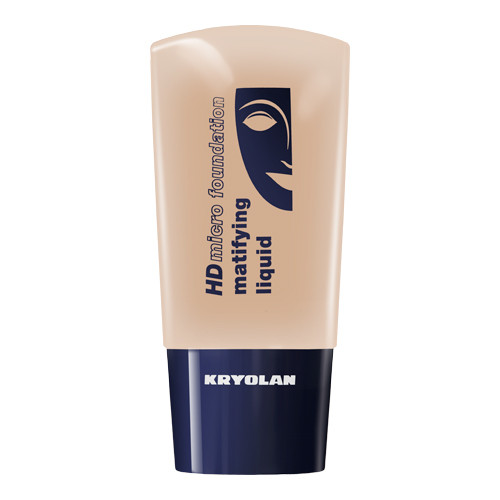 Kryolan HD Micro Foundation Mattifying Liquid by Kryolan