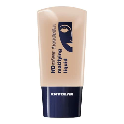 Kryolan HD Micro Foundation Mattifying Liquid by Kryolan Professional Makeup