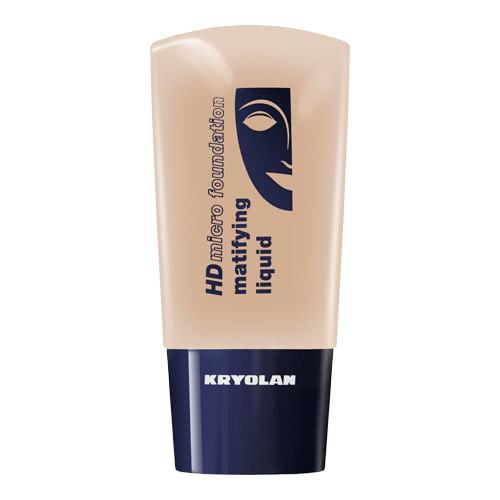 Kryolan HD Micro Foundation Mattifying Liquid by Kryolan Professional Makeup