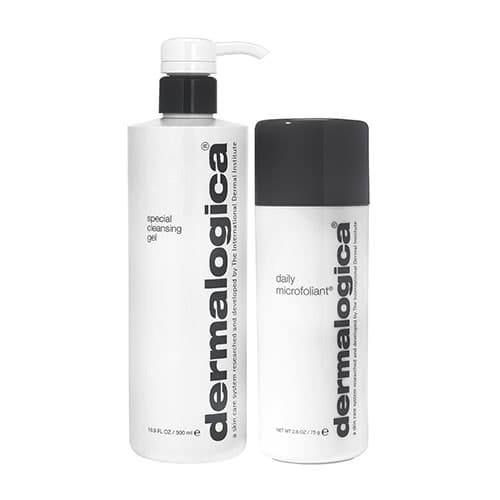 ... Dermalogica Duo Offer  Special Cleansing Gel 500ml   Daily Microfoliant  75g 4702dad0e4c5