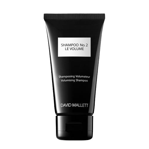 David Mallett Shampoo No.2: Le Volume Travel Size