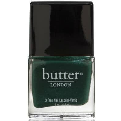 butter LONDON British Racing Green Nail Polish