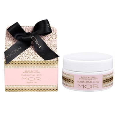 MOR Marshmallow Little Luxuries Mini Body Butter by MOR