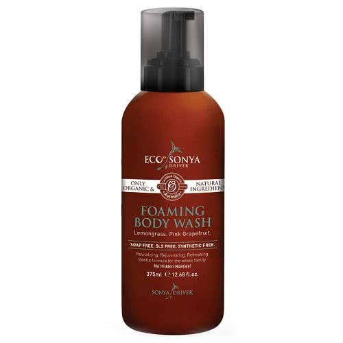 Eco By Sonya - Foaming Body Wash - Pink Grapefruit & Lemongrass by Eco Tan