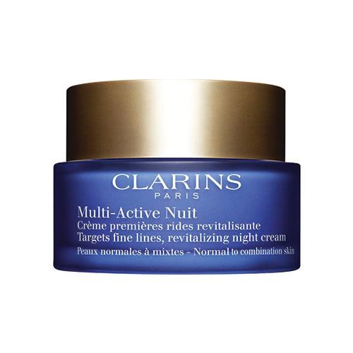Clarins Multi-Active Night Cream – Normal to Combination Skin