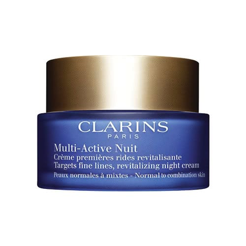Clarins Multi-Active Night Cream – Normal to Combination Skin by Clarins