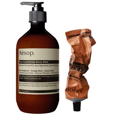 Aesop Rind Concentrate Body Balm by Aesop