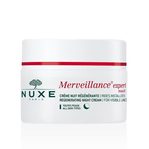 Nuxe Merveillance Regenerating Expert Night Cream - Face & Eyes by Nuxe