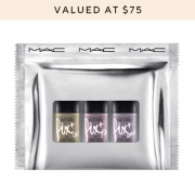 M.A.C COSMETICS Shiny Pretty Things Party Favours Fix+ Party Pack