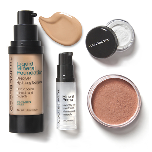 Youngblood Liquid Foundation Kit