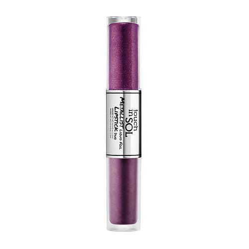 Touch In Sol Metallist Foil Lipstick Duo