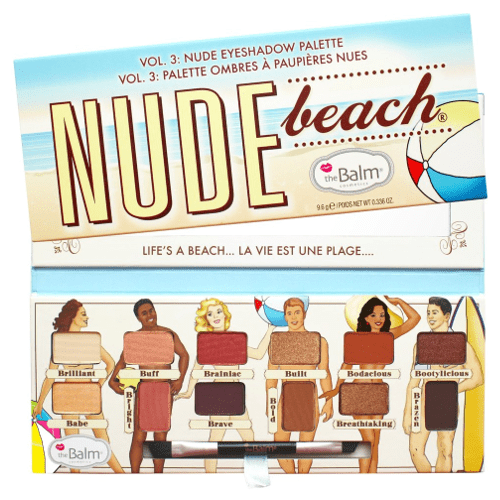 theBalm Nude Beach Eyeshadow Palette by theBalm