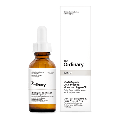 The Ordinary 100% Organic Cold-Pressed Moroccan Argan Oil  by The Ordinary