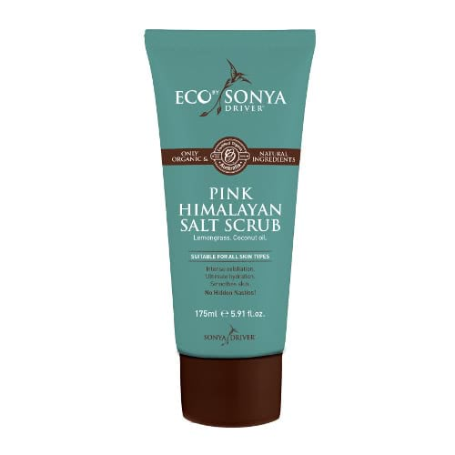 Eco Tan By Sonya Driver: Organic Pink Himalayan Salt Scrub  by Eco Tan
