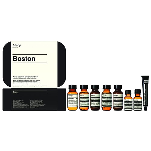 Aesop Travel Case - Boston