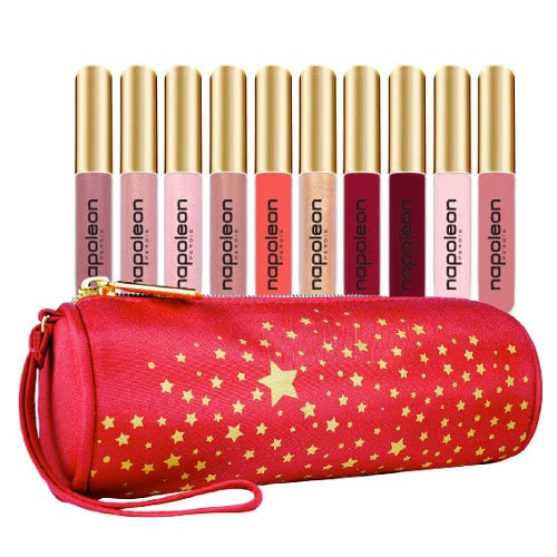 Napoleon Perdis Megamix Lip Gloss Collection by Napoleon Perdis