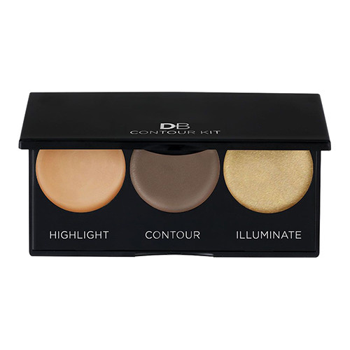 Designer Brands Cream Contour Kit – Medium Dark by Designer Brands color Medium Dark