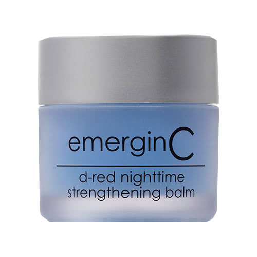EmerginC D-Red Nighttime Strengthening Balm
