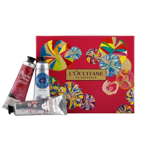 L'Occitane Hand Cream Trio - 2014 by L'Occitane