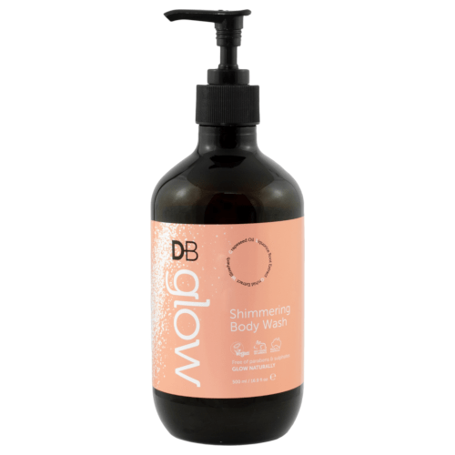 Designer Brands Glow Shimmering Body Wash by Designer Brands