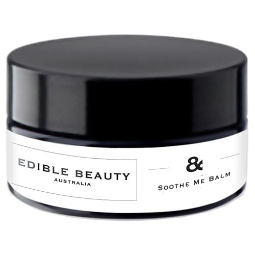 Edible Beauty & Soothe Me Balm by Edible Beauty