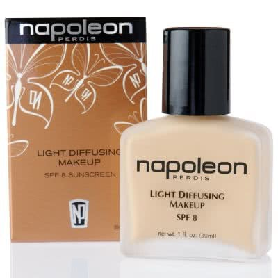 Napoleon Perdis Light Diffusing Foundation - Look 4 (Tan - Warm)