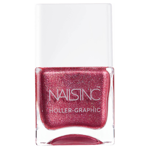 Nails Inc Holler-Graphic - Molten My Day by nails inc.