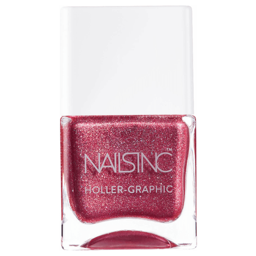 Nails Inc Holler-Graphic - Molten My Day