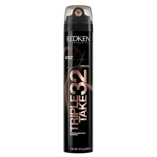 Redken Triple Take 32 Highest Hold Hairspray