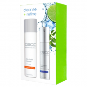 asap cleanse + refine pack