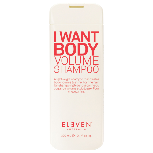 ELEVEN I Want Body Volume Shampoo by ELEVEN Australia