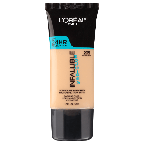 L'Oreal Paris Infallible Pro-Glow Foundation by L'Oreal Paris