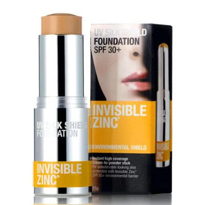 Invisible Zinc UV Silk Shield Foundation Stick - Light (Highlighter)