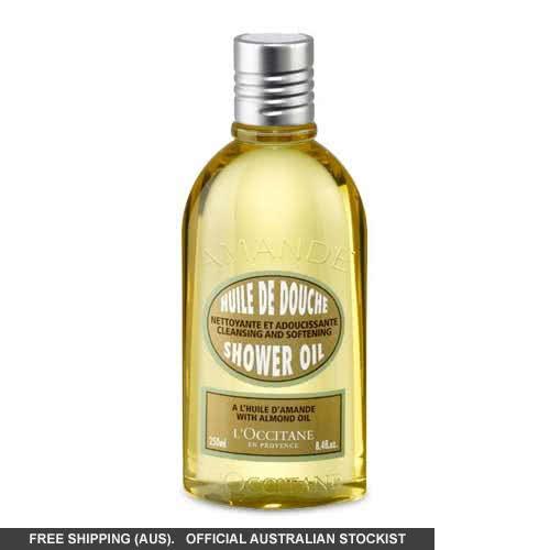 L'Occitane Almond Shower Oil 250ml by loccitane