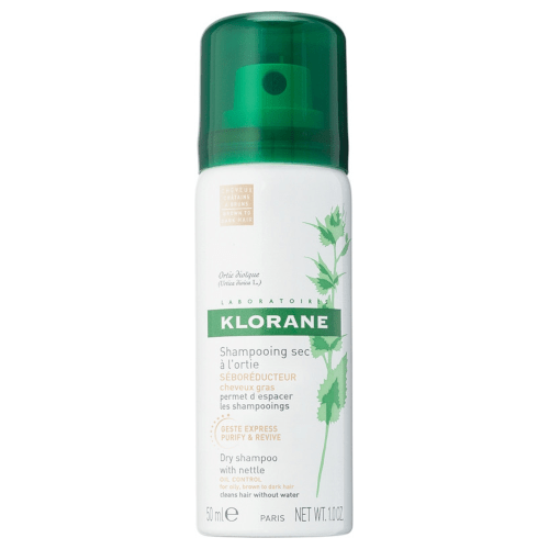 Klorane Nettle Dry Shampoo - Tinted 50ml