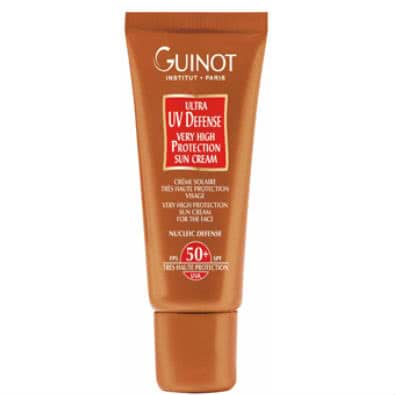 Guinot Ultra UV Defense Very High Protection Sun Cream SPF 50