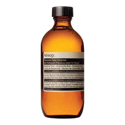 Aesop Fabulous Face Cleanser 200ml - 200ml