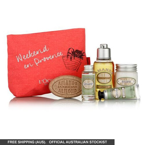 L'Occitane Indulge & Go: Almond Collection by loccitane