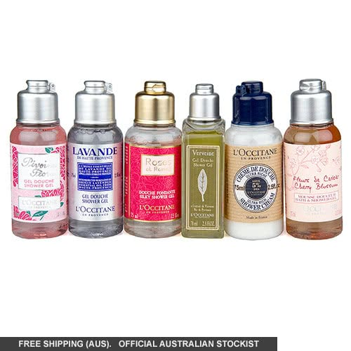 L'Occitane Rebalance & Invigorate Bath Time Essentials by loccitane