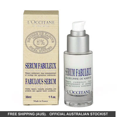 L'Occitane Shea Butter Fabulous Serum