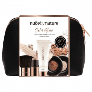 Nude by Nature Set & Glow Complexion Collection
