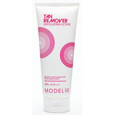 ModelCo Tan Remover Exfoliating Scrub - Full size 200ml