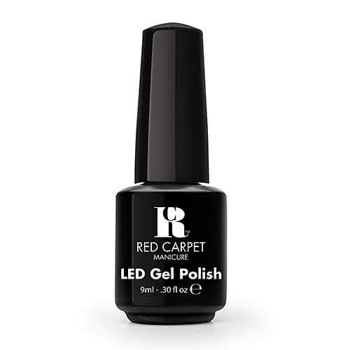 Red Carpet Manicure Gel Polish - Black Stretch Limo by Red Carpet Manicure