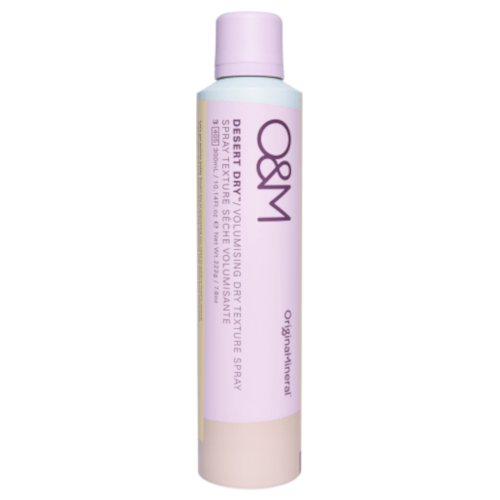 O&M Desert Dry Volumising Dry Texture Spray by O&M Original & Mineral