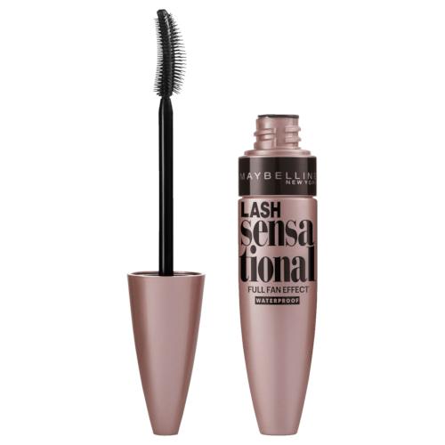 Maybelline Lash Sensational Lengthening Waterproof Mascara - Very Black