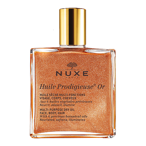 Nuxe Huile Prodigieuse OR Multi-Purpose Dry Golden Oil by Nuxe