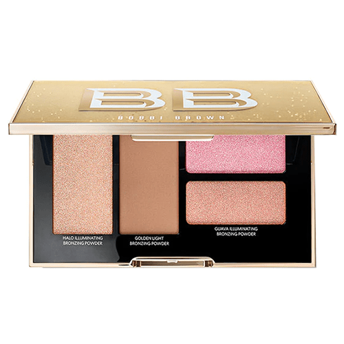 Bobbi Brown Take It To Glow Highlight and Bronzing Powder Palette   by Bobbi Brown