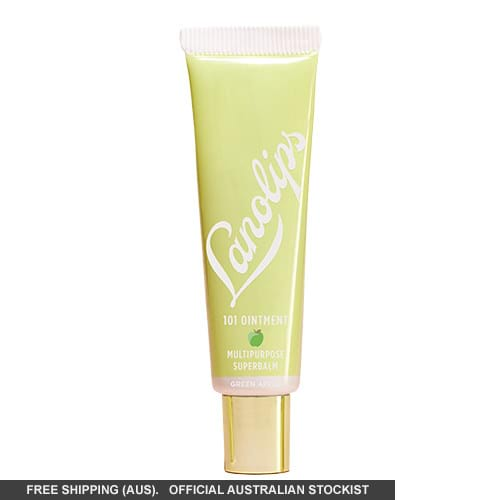 Lanolips 101 Ointment Multi-balm - Green Apple by Lanolips color Apple